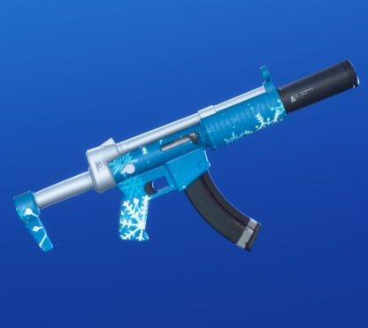 BIG FLAKE Wrap - Submachine Gun