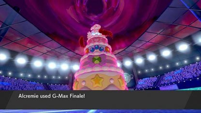 Only Some Pokemon Can Gigantamax