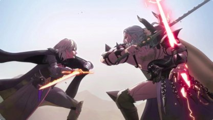 Nemesis and Byleth Clash!