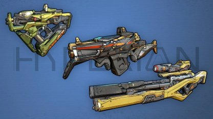 HYPERION - Weapon Brand Features