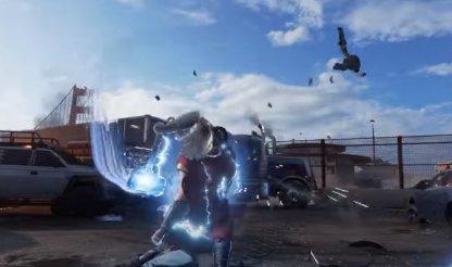 Thor - Hero Details