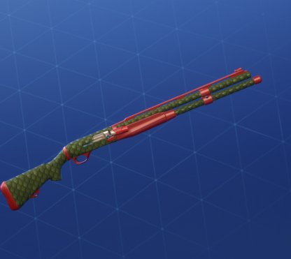 DRAGON SCALES Wrap - Shotgun