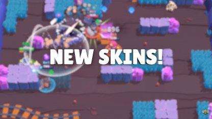 New Robot Themed Skins