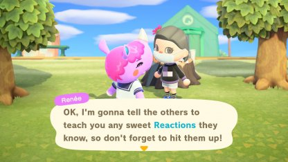 Speak With Villagers To Get More Reactions