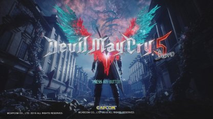 Devil May Cry 5 Demo - Walkthrough & Guide
