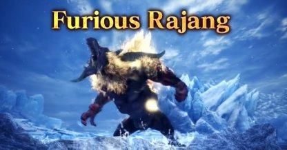Furious Rajang
