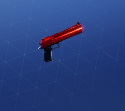 ULTRA RED Wrap - Handgun