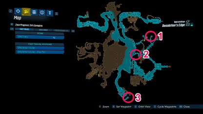 Desolation's Edge Typhon Logs Location