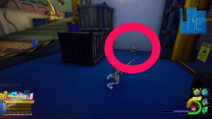 Kingdom Hearts 3 </td><td> KH3 Monstropolis - Treasure Chest & Lucky Emblem Locations