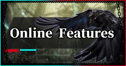 Online Features: Co Op & Rankings