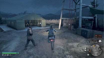 Use Your Bike To Get To The Colonel Faster