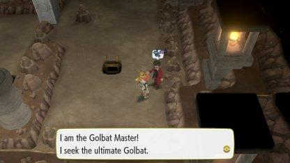 Golbat Master Trainer