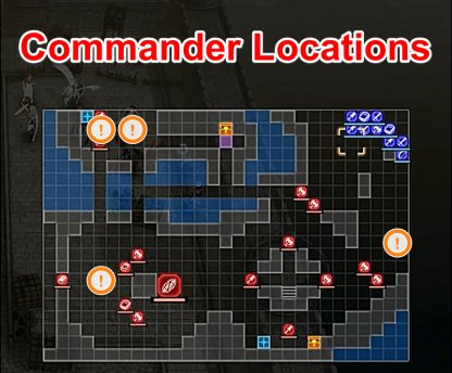 Defeat All Commanders To Beat Mission