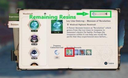Spending Original Resins