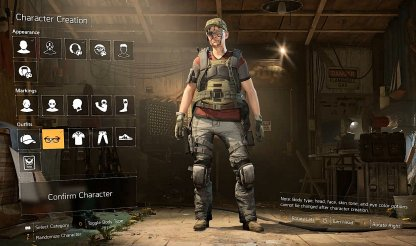 Division2 | Character Creator Guide: How To Customize Your