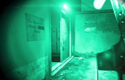 trap doorways