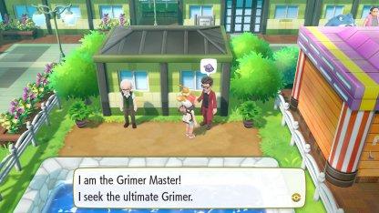 Grimer Master Trainer