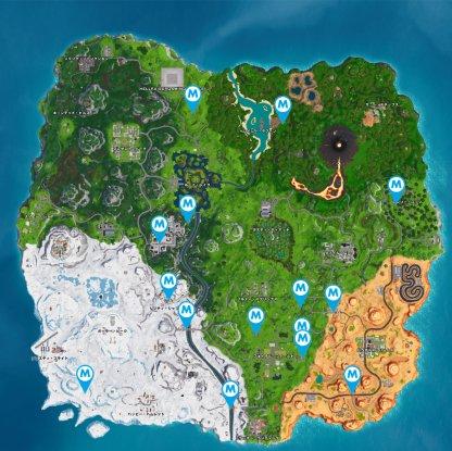 Jigsaw Puzzle Piece Locations (Week 8)