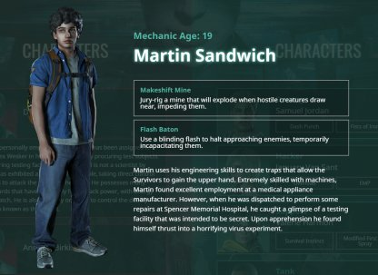 Martin Sandwich