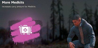 More Medkits