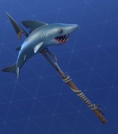 Pickaxe Skin CHOMP JR.