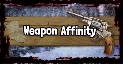Red Dead Redemption 2 Weapon Affinity