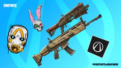 Get Exclusive Borderlands-Themed Items