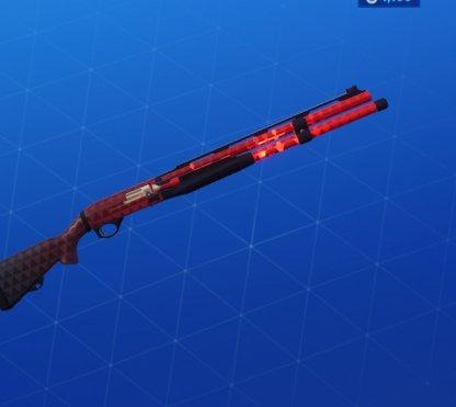 ANGLED FIRE Wrap - Shotgun