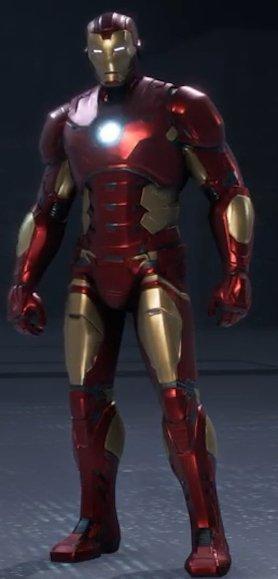 iconic armor