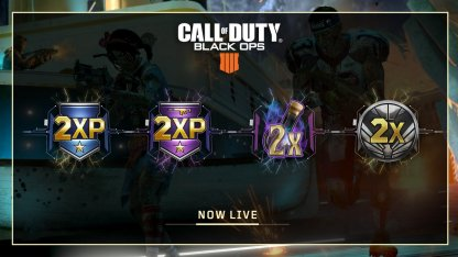 CoD: BO4 | Double XP (2XP) Weekend Event News & Dates