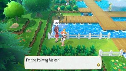 Poliwag Master Trainer