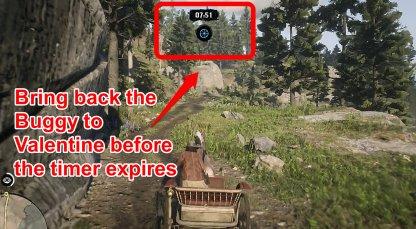Red Dead Redemption 2 - (Free Roam Mission) Repossession - Walkthrough