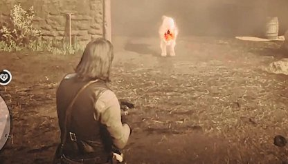 Red Dead Redemption 2 - He