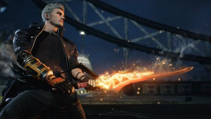 Devil May Cry 5 Nero Devil Breaker - Tomboy