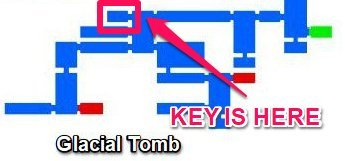 Key Is On The Top Leftmost Room
