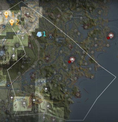 Fen Bog - Intel & Bivouac