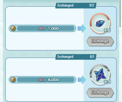 Evolution Shards & Crystals Available in Shop