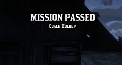 Red Dead Online, The Boy: Coach Holdup - Free Roam Walkthrough