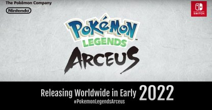 Legends Arceus