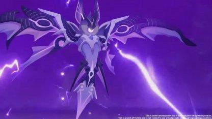 Thunder Manifestation (Electro Oceanid)