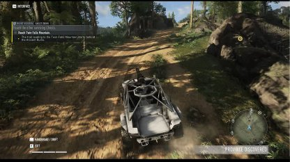 You Can Use a Vehicle to Get There