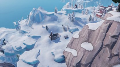 Snowbound Flush Factory