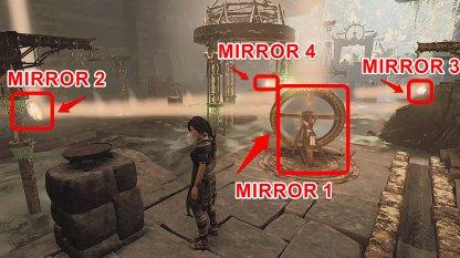 Tomb Raider Temple Of The Sun Hidden City Challenge Tomb Walkthrough Gamewith