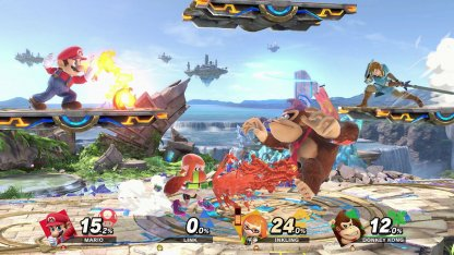 Super Smash Bros. Ultimate Play