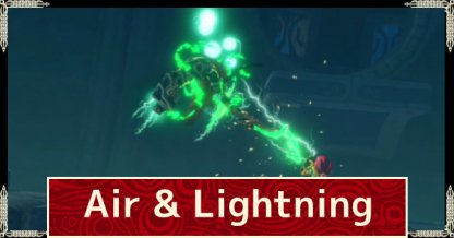 Air And Lightning