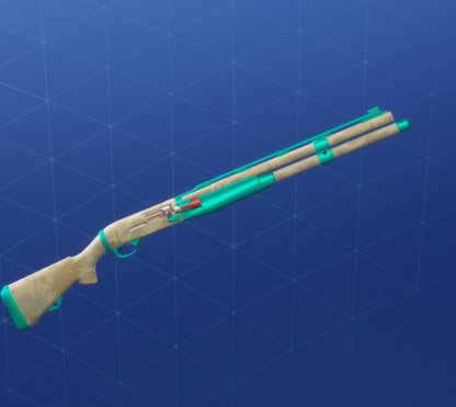 TROPICAL CAMO Wrap - Shotgun