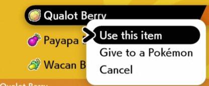 Use Berries
