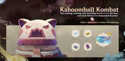 Kaboomball Kombat From 7/2