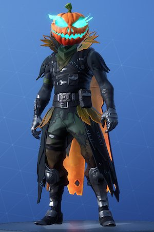 Skin Outfit HOLLOWHEAD
