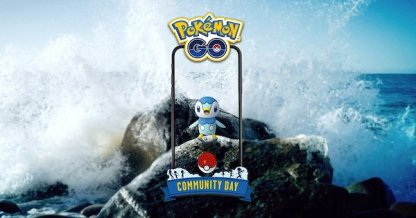 Piplup Community Day